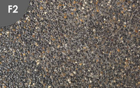 Exposed aggregate colours
