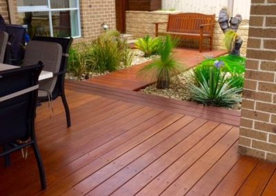 decking in merbeau