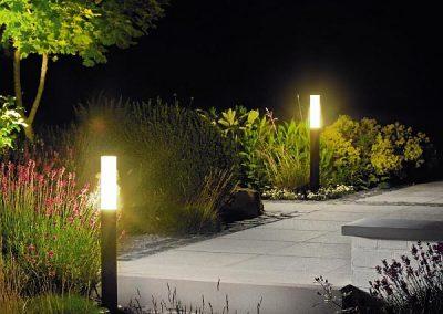 garden-lighting-bollard-lamps