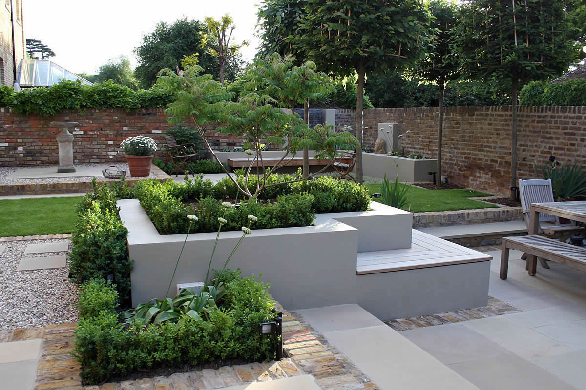 Retaining Walls In Stone Timber Or Concrete Design And