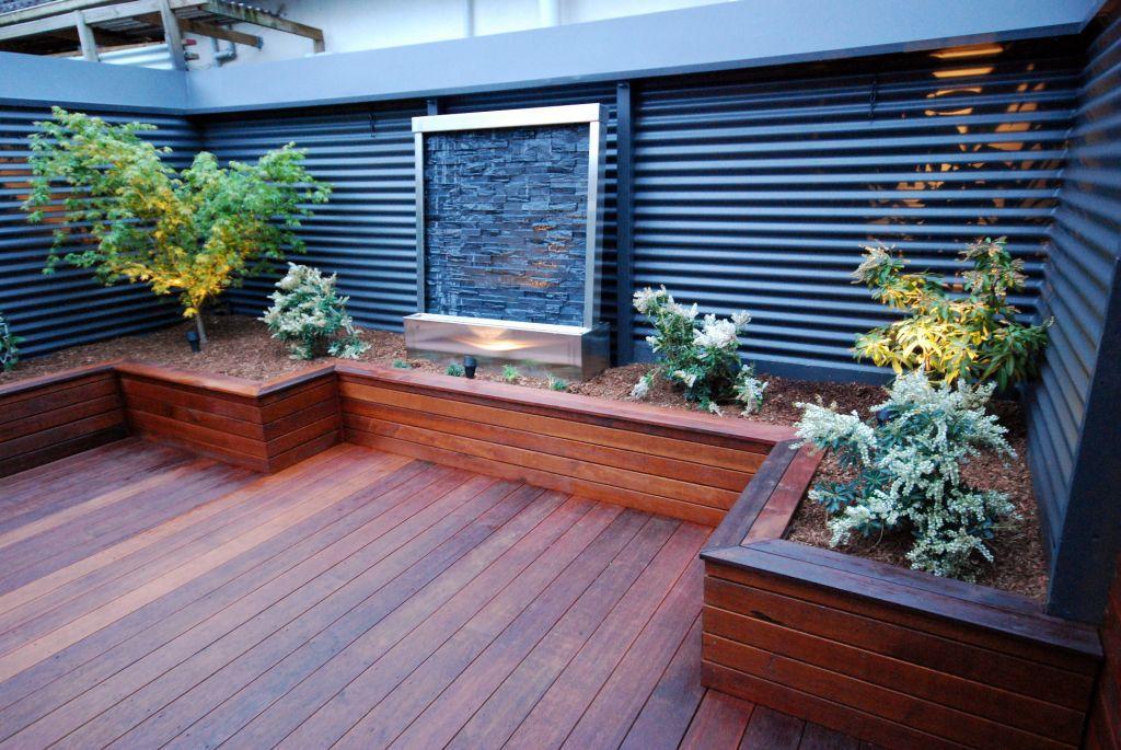Timber Decking Melbourne Landscaping