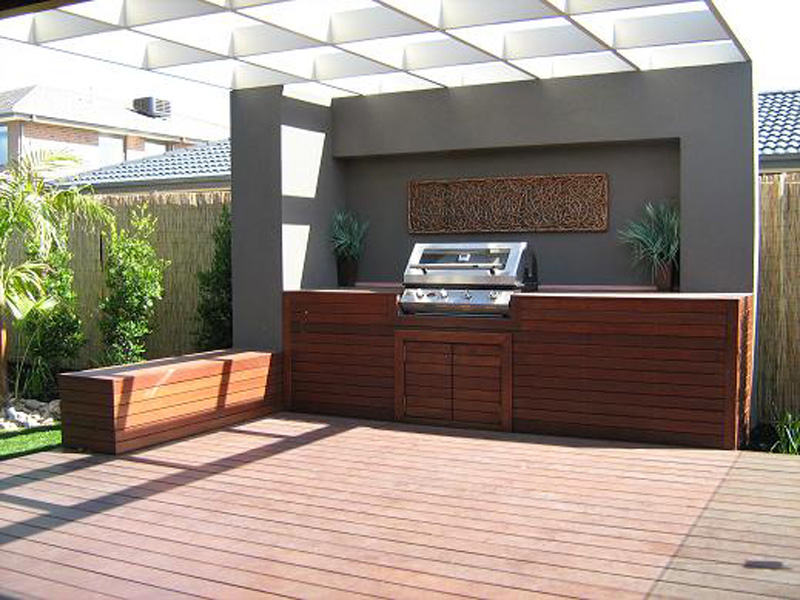 Timber Decking Melbourne Landscaping